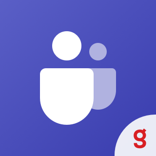 Icon: MS Teams Meeting by SolbegSoft